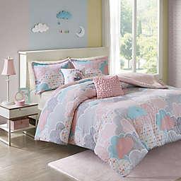 Urban Habitat Kids Cloud Comforter Set in Pink