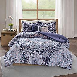 Intelligent Design Odette 5-Piece Reversible Comforter Set