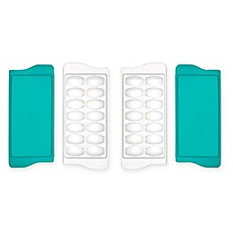 OXO Tot® Baby Food Freezer Trays in Teal (Set of 2)