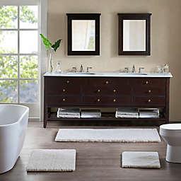 Madison Park Signature Grande Solid Tufted Bath Mat