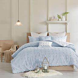 Urban Habitat Brooklyn 5-Piece Twin/Twin XL Comforter Set in Blue
