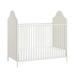 Little Seeds Piper 2-in-1 Convertible Crib in Cream