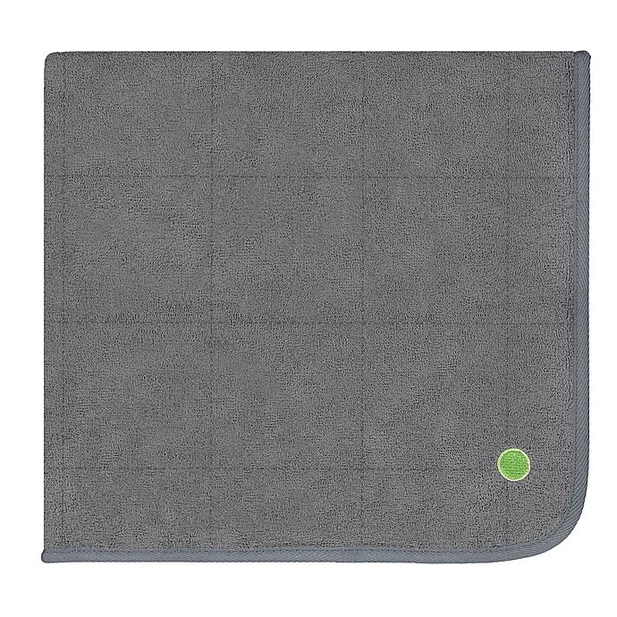 Alternate image 1 for PeapodMats Medium Waterproof Bedwetting/Incontinence Mat in Grey