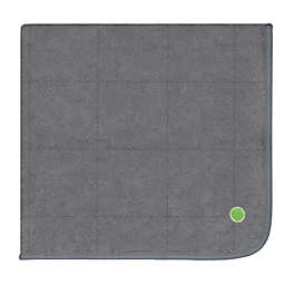PeapodMats Medium Waterproof Bedwetting/Incontinence Mat in Grey