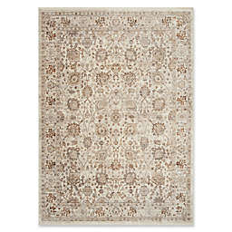 W Home  Illusion 6' x 9' Odos Rug in Cream
