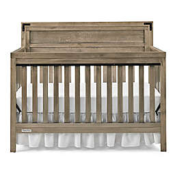 Fisher-Price® Paxton 4-in-1 Convertible Crib in Vintage Grey