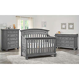 Oxford Richmond Nursery Furniture Collection in Brushed Grey