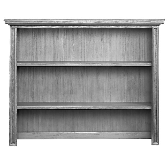 Alternate image 1 for Oxford Richmond Hutch in Brushed Grey