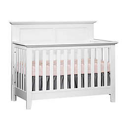 Oxford Baby Stone Haven 4-in-1 Convertible Crib in White