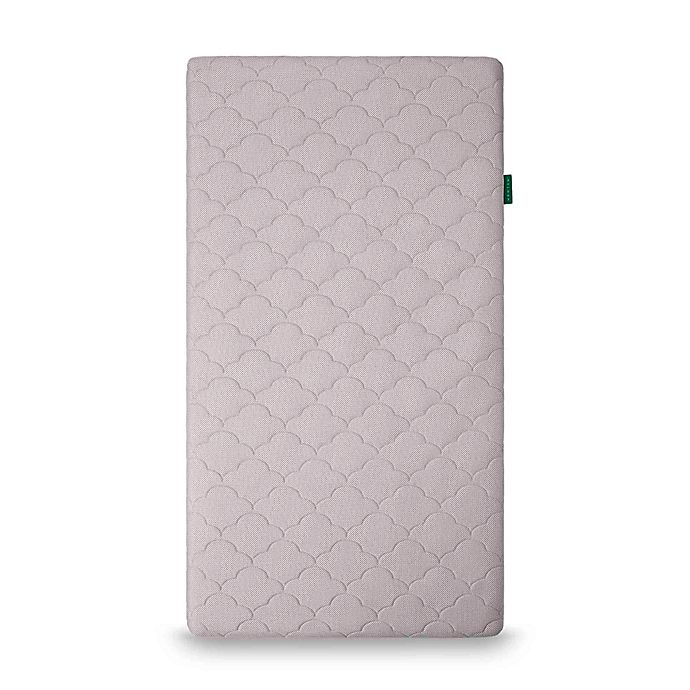 Alternate image 1 for Newton Baby® Waterproof Crib Mattress in Moonlight Grey