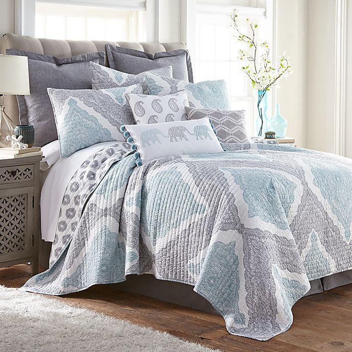 Levtex Home Grace Reversible Quilt Set Bed Bath Beyond