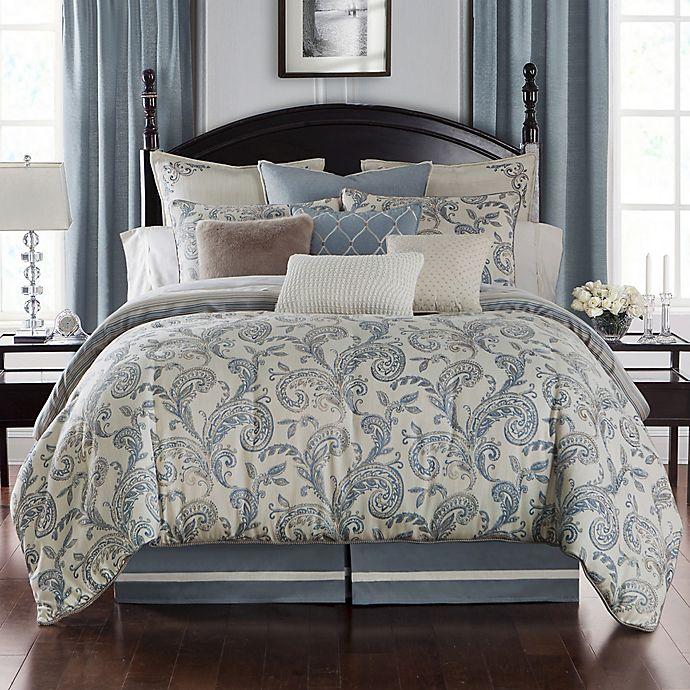 Florence Reversible Comforter Set, King Bedding Set Bed Bath And Beyond