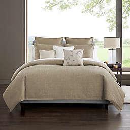 Highline Bedding Co. Driftwood Reversible Full/Queen Comforter Set in Sand