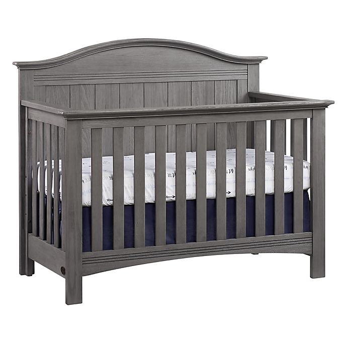 Alternate image 1 for Soho Baby Chandler 4-in-1 Convertible Crib