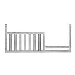 Soho Baby Mayfield Toddler Guard Rail in Antique Silver
