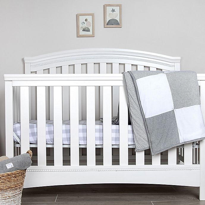 Alternate image 1 for Burt's Bees Baby® 100% Organic Cotton Fitted Crib Sheet Collection