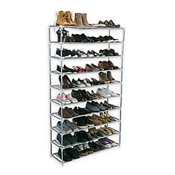 Simplify 10-Shelf Shoe Rack