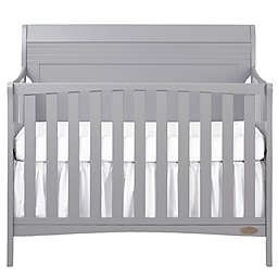 Dream-On-Me Bailey 5-in-1 Convertible Crib in Dove Grey