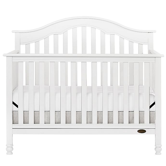 Alternate image 1 for Dream On Me Charlotte 5-in-1 Convertible Crib