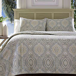Tommy Bahama® Turtle Cove 3-Piece Reversible Quilt Set