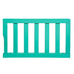Dream On Me Universal Convertible Crib Toddler Guard Rail in Emerald