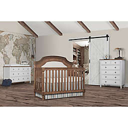evolur™ Julienne Nursery Furniture Collection in Toffee/Brushed White