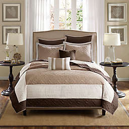 Madison Park Attingham Coverlet Set