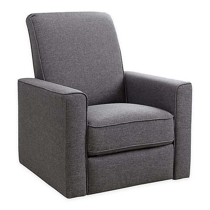 Alternate image 1 for Abbyson Living® Emma Nursery Swivel Glider Recliner