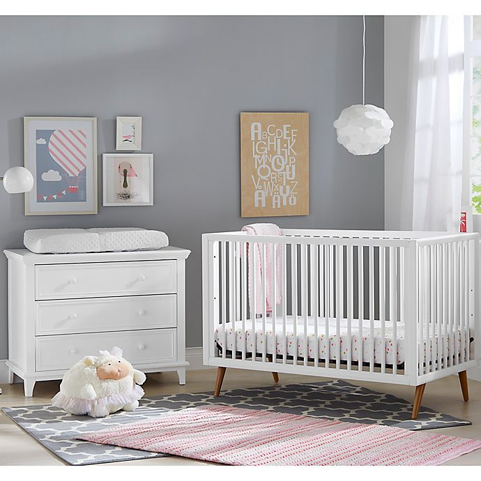 Alternate image 1 for Kolcraft® Roscoe Nursery Furniture Collection