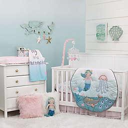 NoJo® Sugar Reef Mermaid Crib Bedding Collection