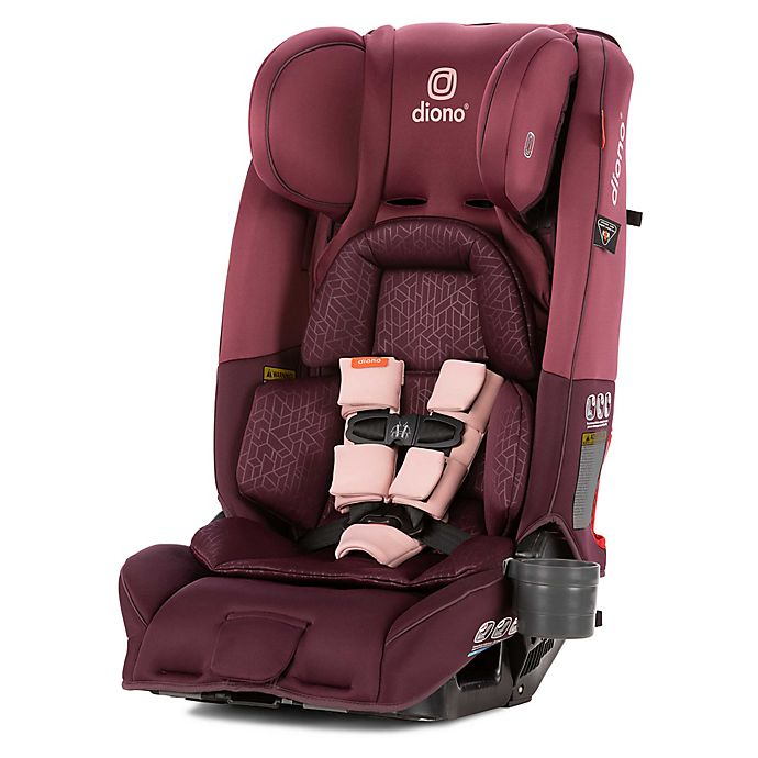 Alternate image 1 for Diono Radian 3 RXT All-in-One Convertible Car Seat