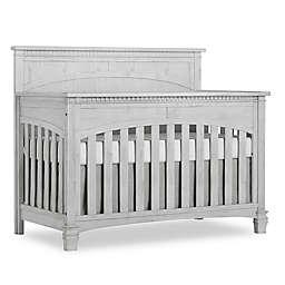 évolur™ Santa Fe 5-in-1 Convertible Crib in Antique Grey Mist