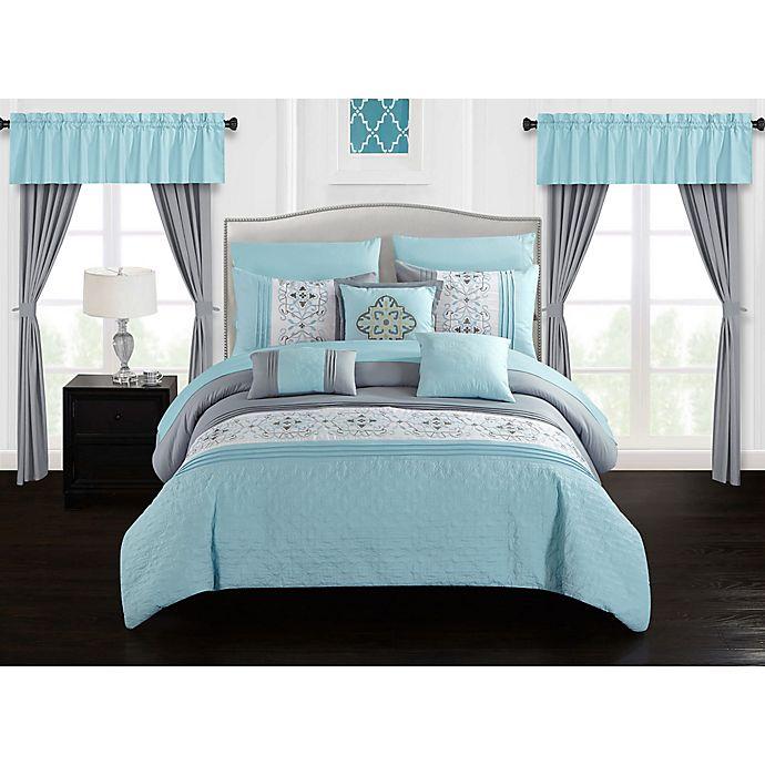 Alternate image 1 for Chic Home Jurgen Comforter Set