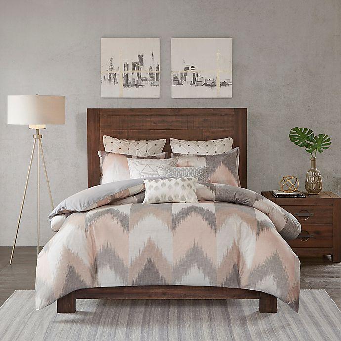 Alternate image 1 for INK+IVY Alpine Comforter Set