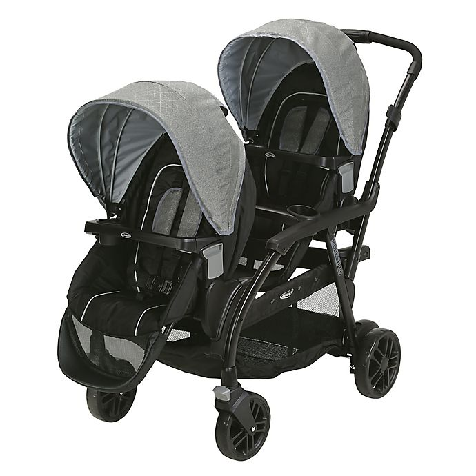 Alternate image 1 for Graco® Modes™ Duo Double Tandem Stroller