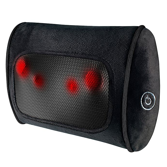 Alternate image 1 for HoMedics® Shiatsu Massage Pillow with Heat