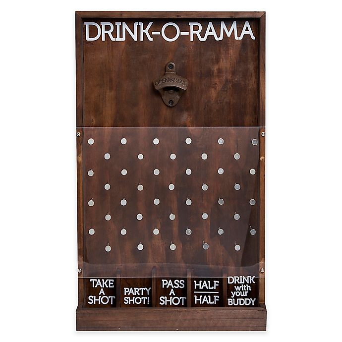 Alternate image 1 for Polished Drink-O-Rama Party Game