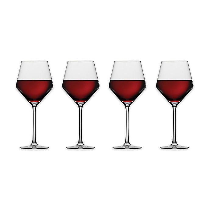 Alternate image 1 for Schott Zwiesel Tritan Pure Beaujolais Wine Glasses (Set of 4)