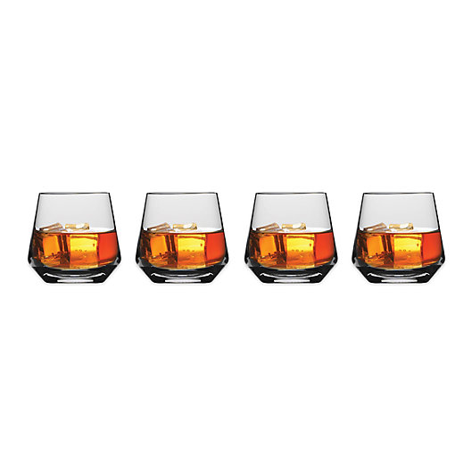 Alternate image 1 for Schott Zwiesel Tritan Pure Double Old Fashioned Glasses (Set of 4)