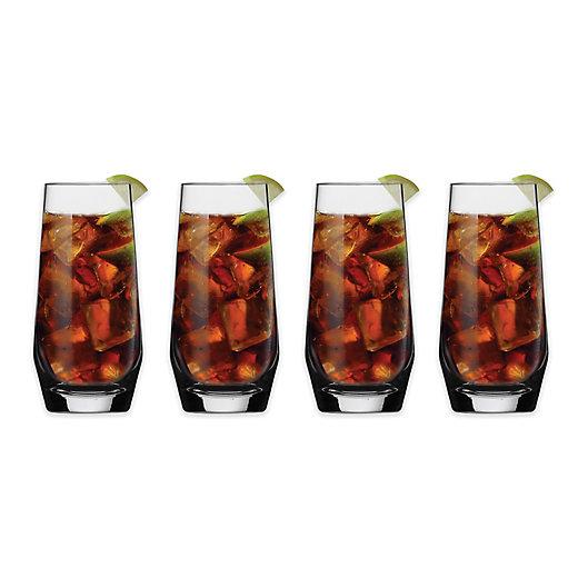 Alternate image 1 for Schott Zwiesel Tritan Pure Long Drink Glasses (Set of 4)