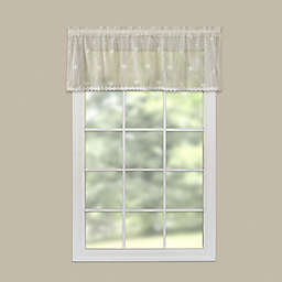 Heritage Lace Bee Trimmed Window Valance