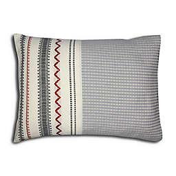 Alamode Home Kelson Standard Pillow Sham in Ivory Multi