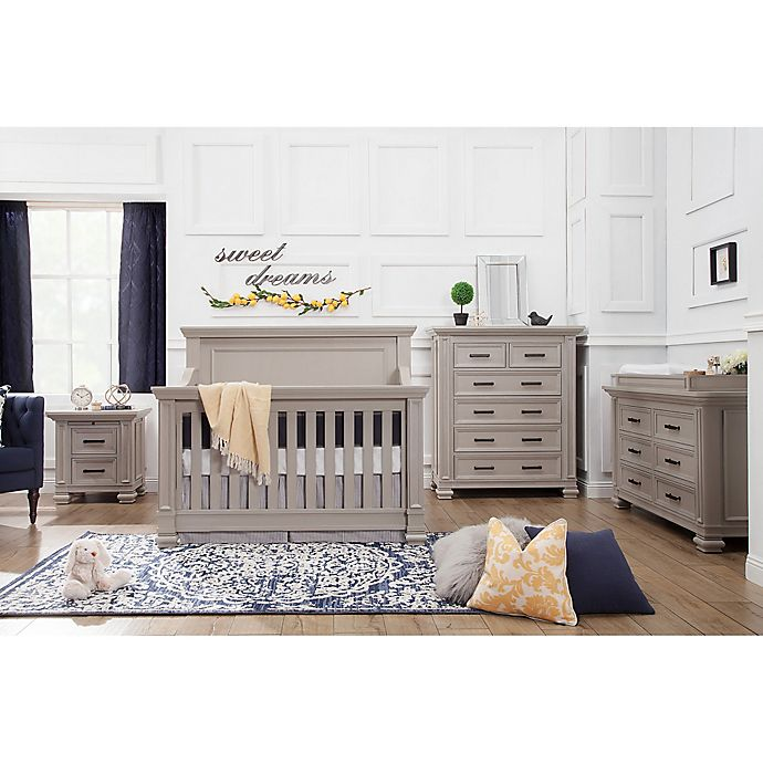 Alternate image 1 for Million Dollar Baby Classic Palermo Nursery Furniture Collection