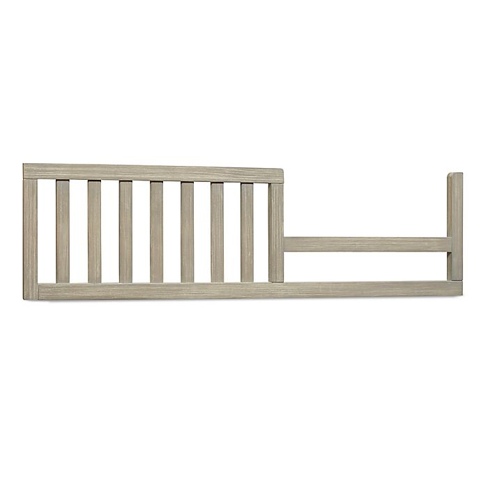 Alternate image 1 for Sorelle Monterey Toddler Guard Rail in Heritage Grey