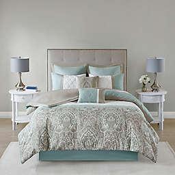 510 Design Shawnee 8-Piece California King Comforter Set in Blue