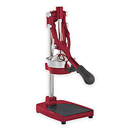 Cilio The Press Manual Citrus Juice Presser in Red