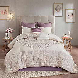 Madison Park Elise Reversible Comforter Set