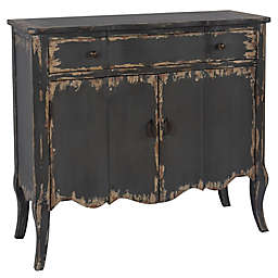 Pulaski Adalia Distressed Accent Chest in Blue