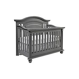 Oxford Baby London Lane 4-in-1 Convertible Crib in Arctic Grey