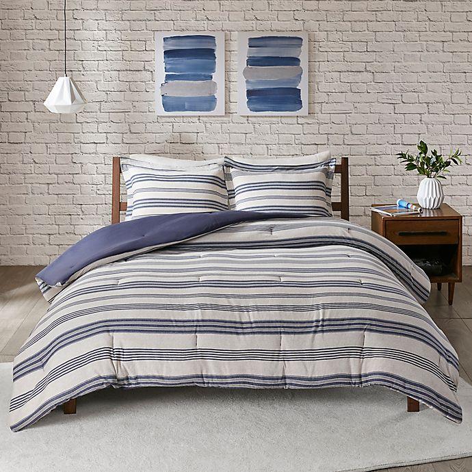 Alternate image 1 for Urban Habitat Cole Jersey Knit Comforter Set